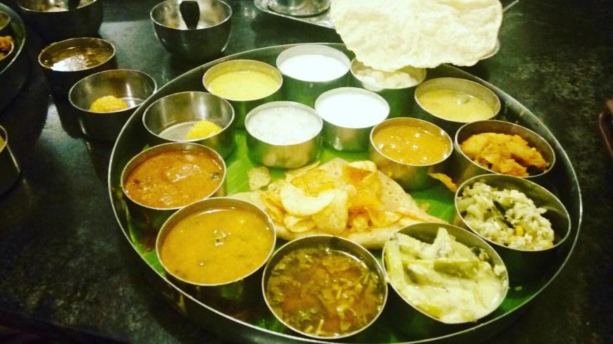 Bookstalkist-Pondicherry-South-Indian-Meal