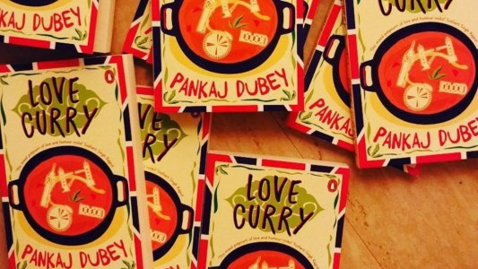 Love Curry Cover Image