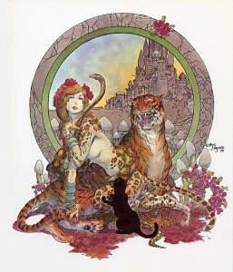 Michael Kaluta's Children of the Twilight