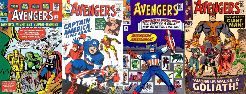 It took 18 issues for the Avengers to assemble...