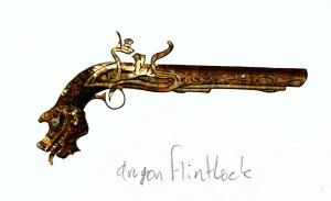 Hunter and Bain. These Fantastic Worlds. Flintlock. Venice.