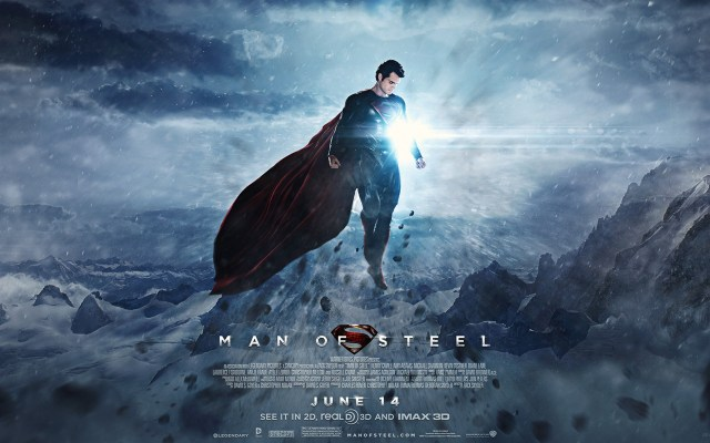 Man of Steel (Superman), movie, fantasy These Fantastic Worlds