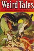 J Allen St John, Weird Talesdark fantasy
