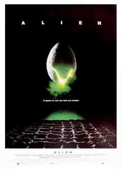 Alien, Aliens, movie poster, movie trailer, Ridley Scott, these fantastic worlds