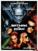 Batman and Robin movie poster, these fantastic worlds