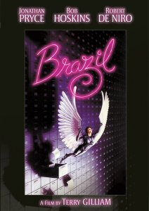 Brazil movie, Michael Palin, Jonathan Pryce, Terry Gilliam, movie trailer, these fantastic worlds