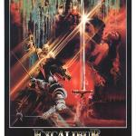 Excalibur, movie poster, movie trailer, these fantastic worlds