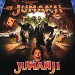 Jumanji movie poster, these fantastic worlds