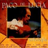 Antologie, Paco de Lucia, album covers, these fantastic worlds