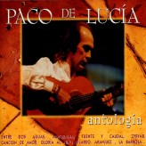 Antologie, Paco de Lucia, album covers, these fantastic worlds