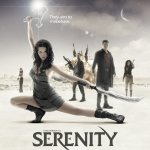 serenity, movie poster, these fantastic worlds