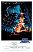 Star Wars, movie poster, movie trailer, George Lucas, these fantastic worlds