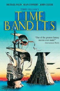 Time Bandits, movie poster, these fantastic worlds, these fantastic worlds