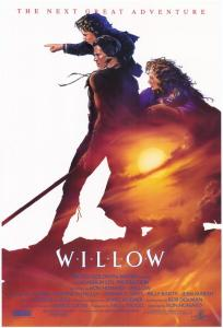 Willow, movie poster, Wizard of Oz, movie poster, these fantastic worlds