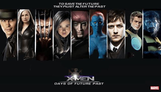 X Men, Days of Future Past, Jennifer Lawrence