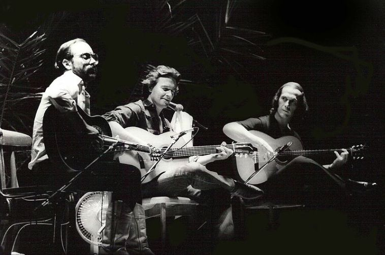 Al Di Meola, John Mclaughlin and Paco de Lucia