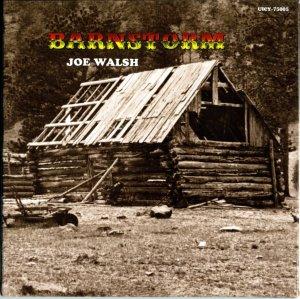 Barnstorming, Joe Walsh, top guitar albums