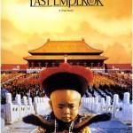 The last Emperor, movie poster