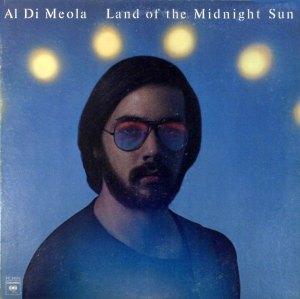 top guitar albums, Land of the Midnight Sun, Al di Meola