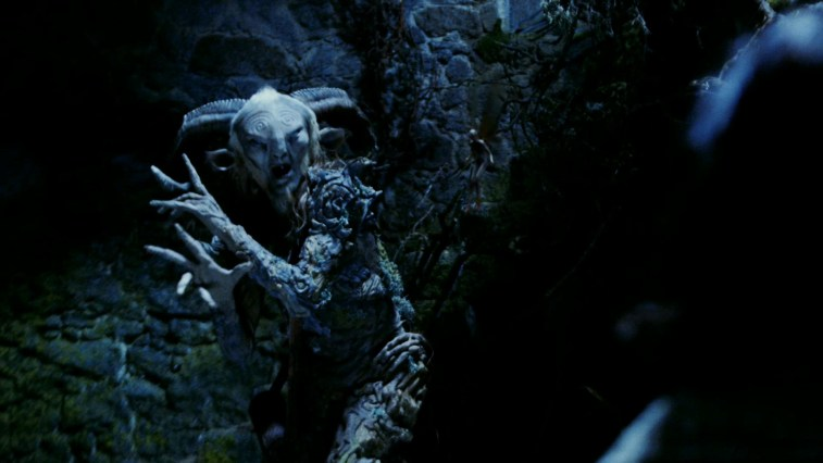 Arthur Machen, Pans Labyrinth, Guillermo del Toro