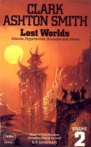 Clark Ashton Smith lost Worlds 2 Bruce Pennington