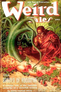 Weird Tales 1938 Adompha - Clark Ashton Smith, dark fantasy