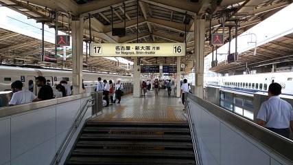 08_Train in Tokyo