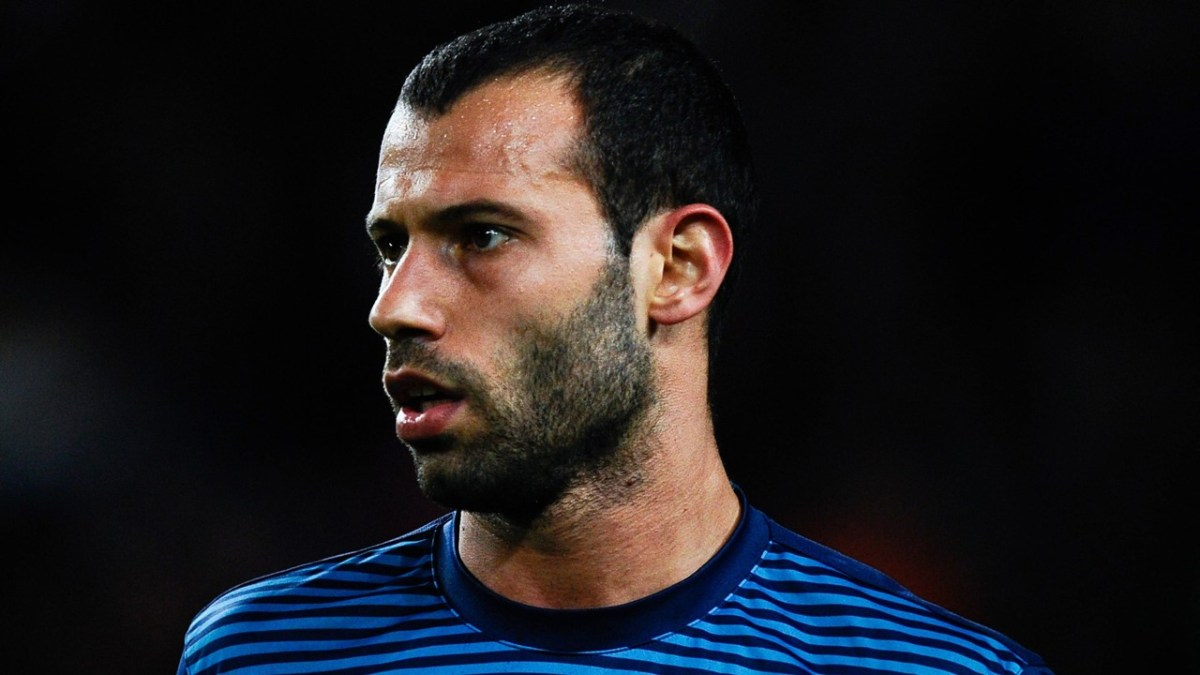 How will Javier Mascherano be remembered when he retires