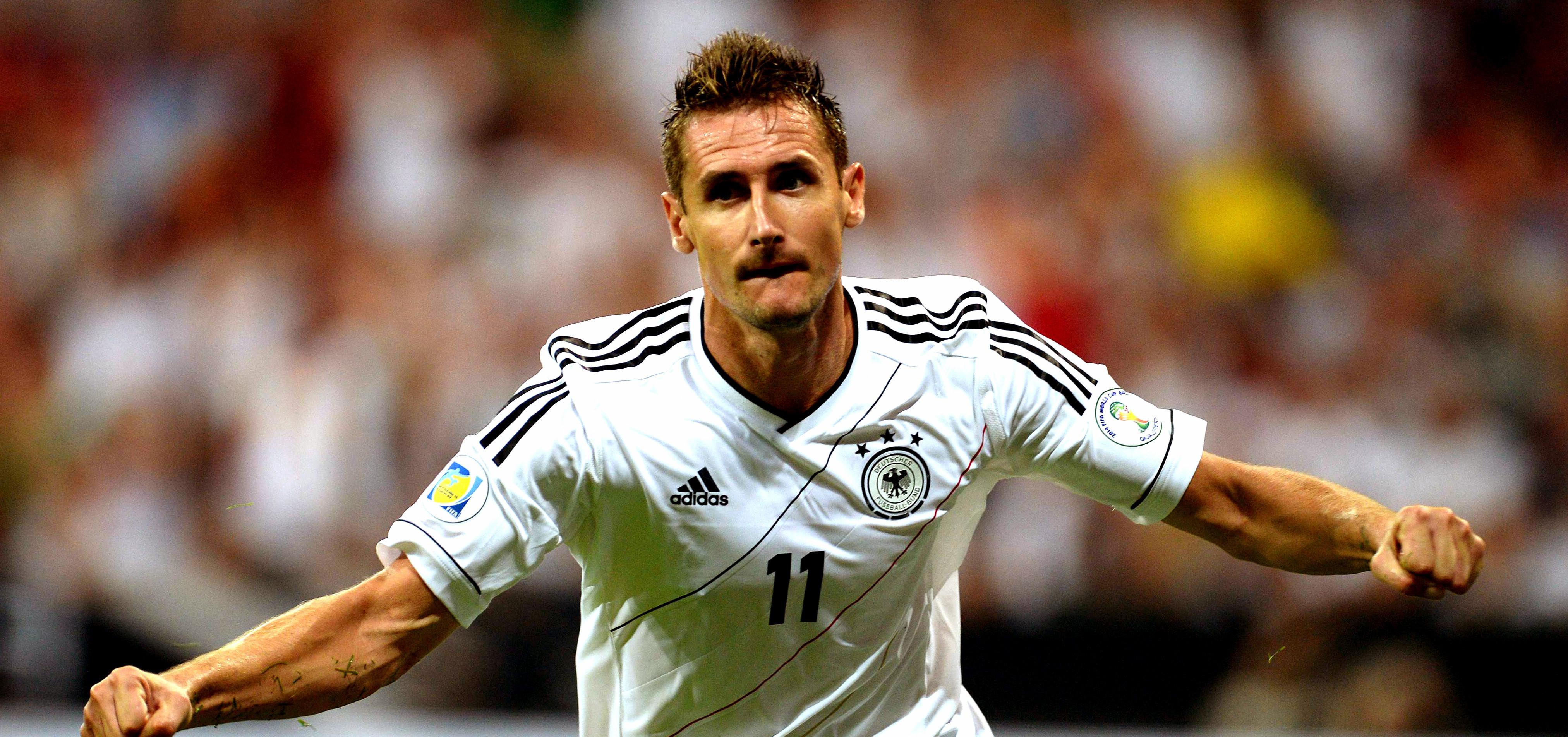 How Miroslav Klose became a German treasure
