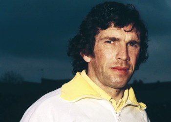 John Giles and the true meaning of      a football man