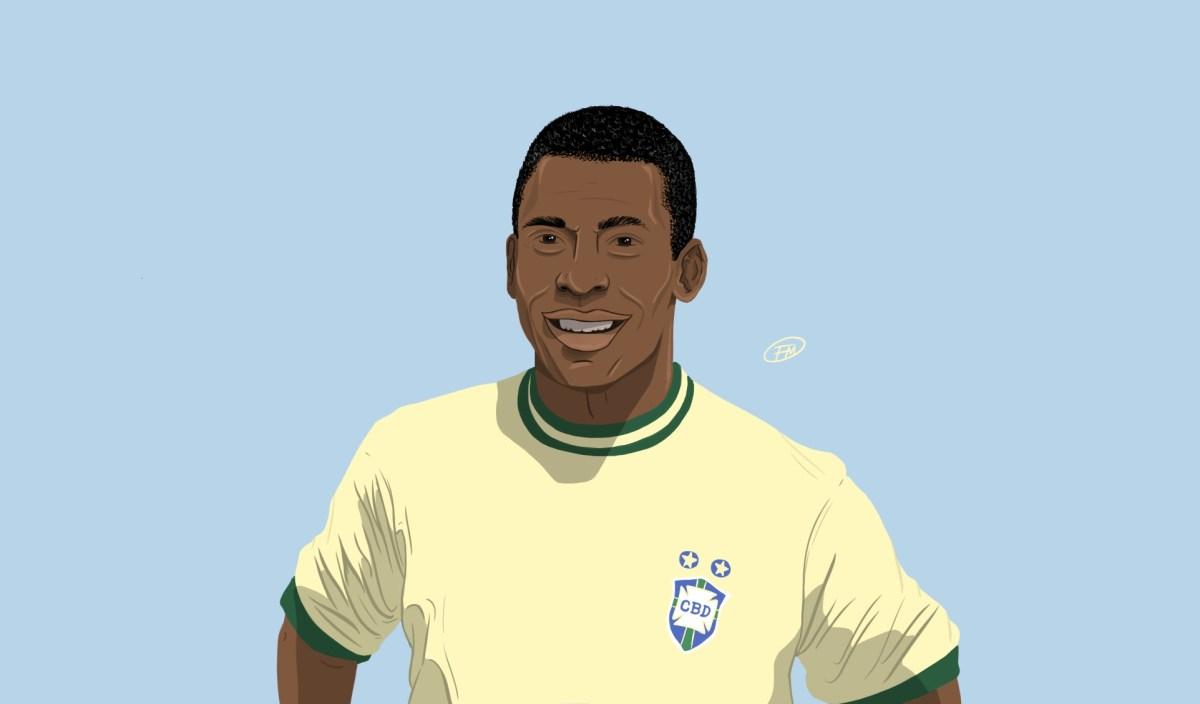 Gérson De Oliveira Nunes in gérson: the unheralded brain of brazilian football