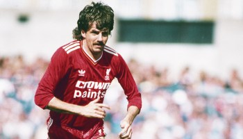 662cd8411 Mark Lawrenson  one of the finest and most classy defenders of his  generation