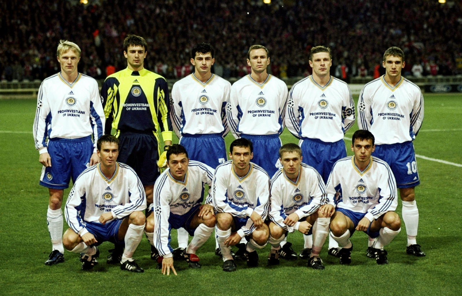 The Best Juventus Dinamo Kiev 1998