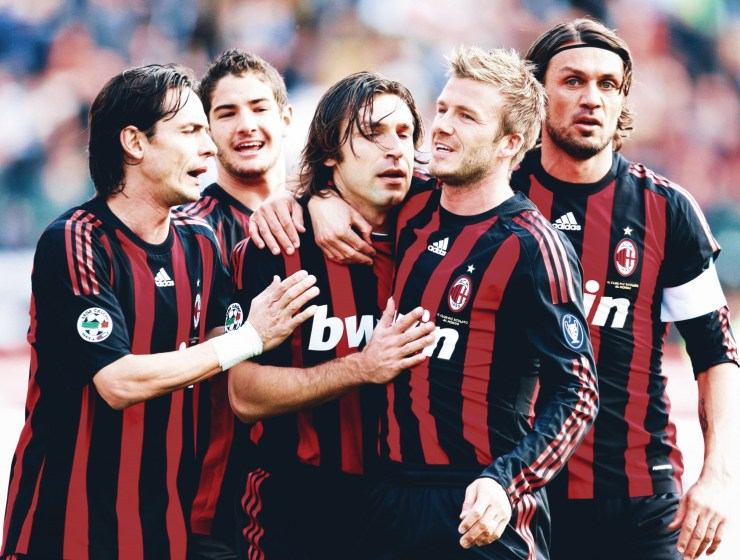 Ac milan archives these football times the pioneering ac milan lab that extended players careers voltagebd Image collections