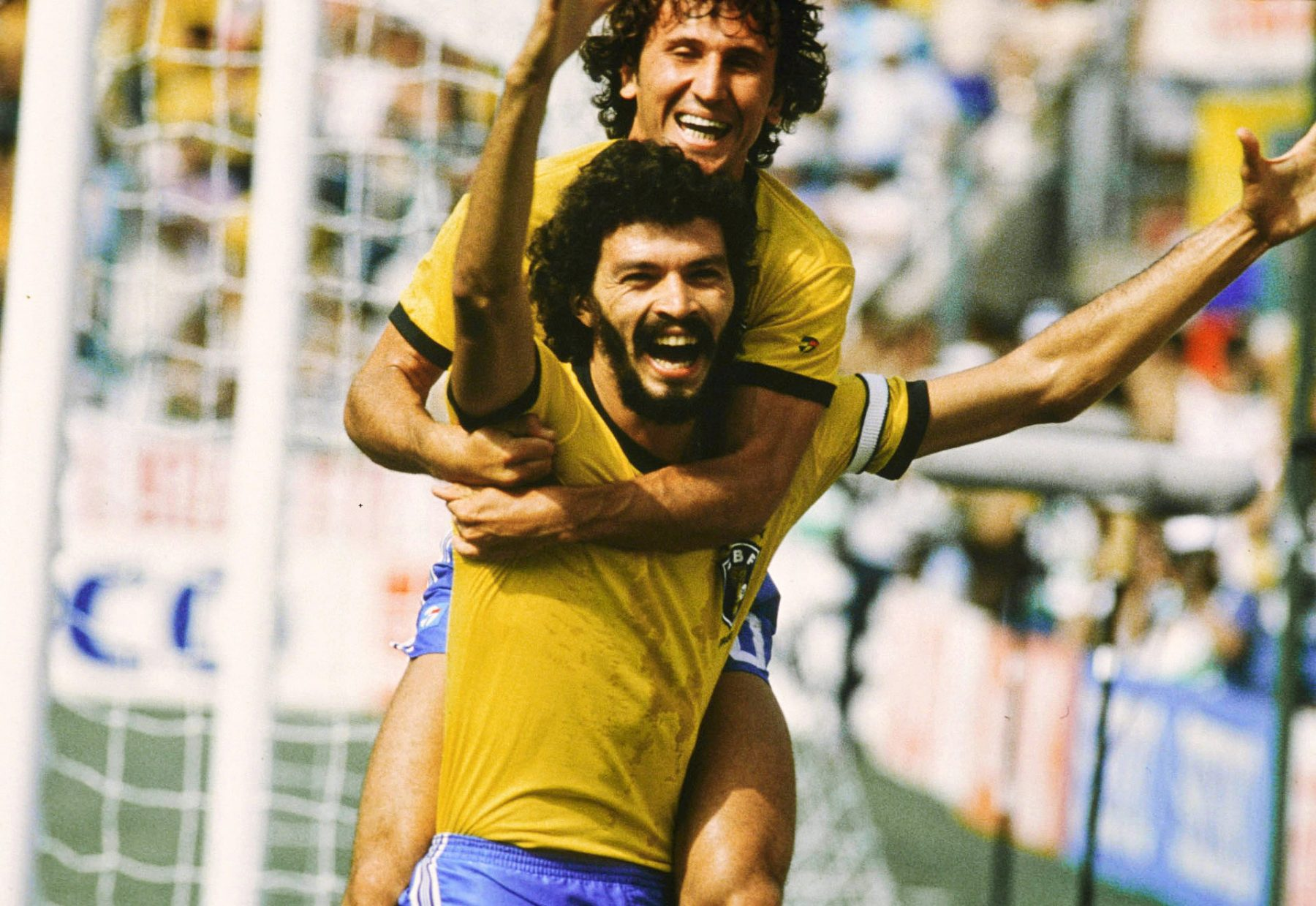 Brazil 1982: the most gifted but ultimately flawed midfield in history