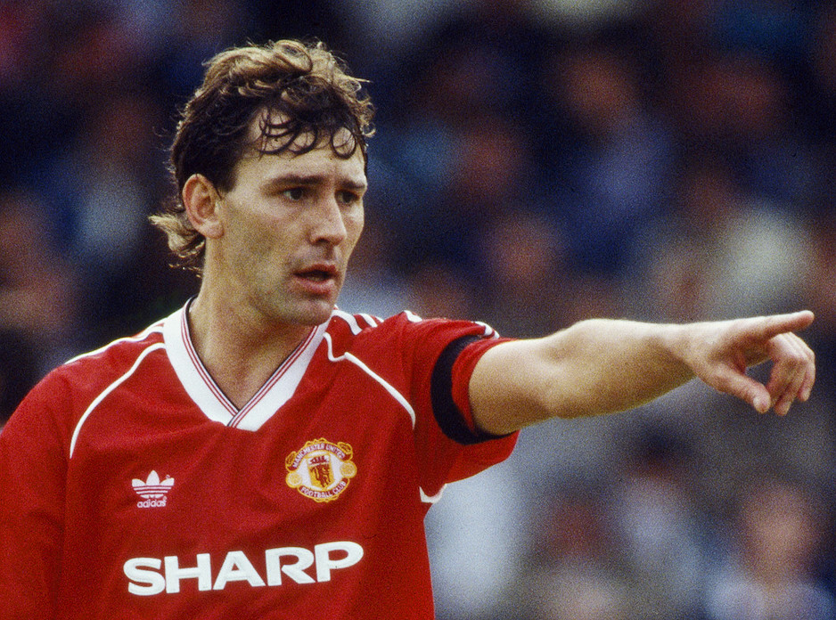 How Bryan Robson Became Captain Marvel At Manchester United