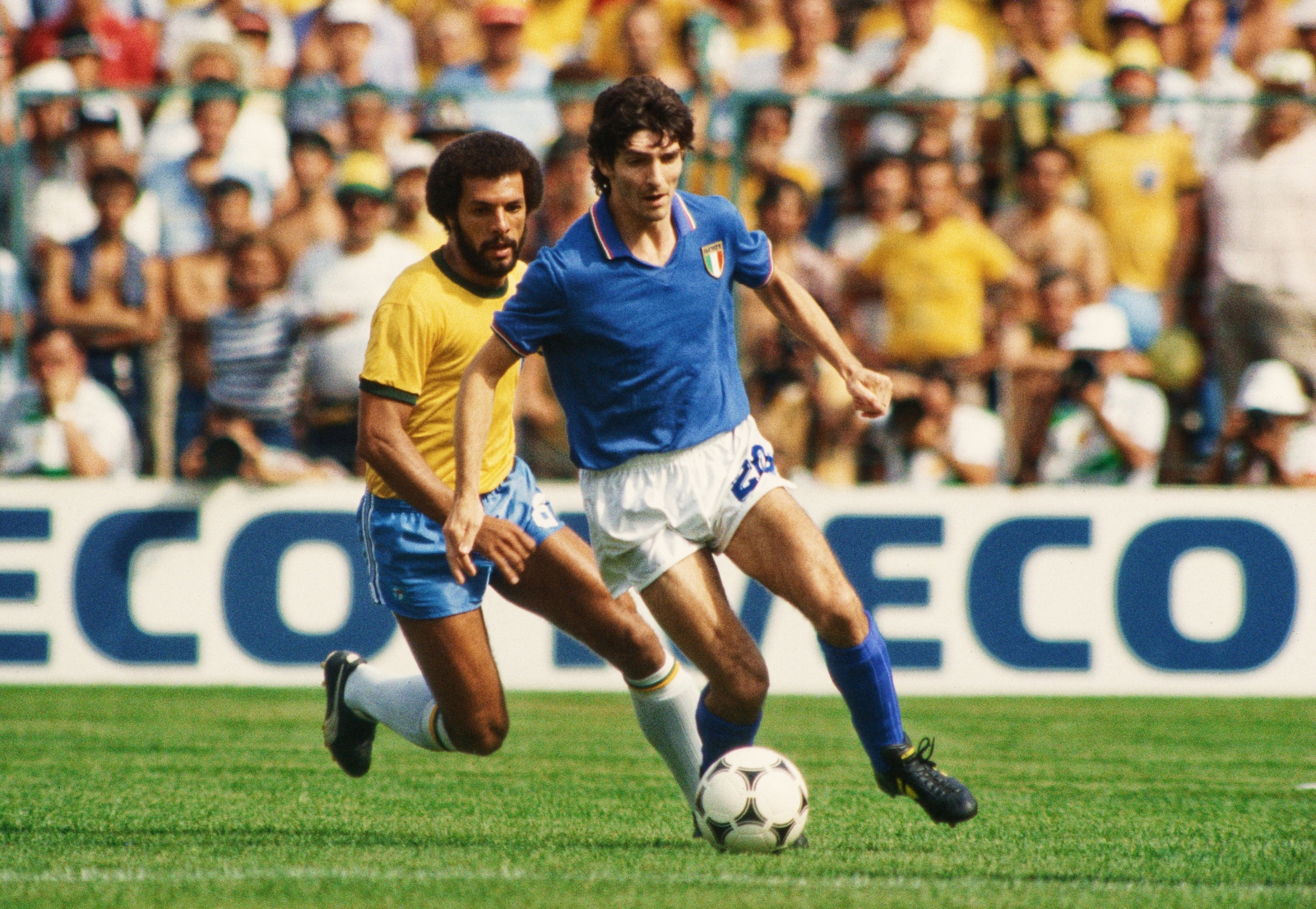 Paolo Rossi: an incredible career of intoxicating peaks and ...