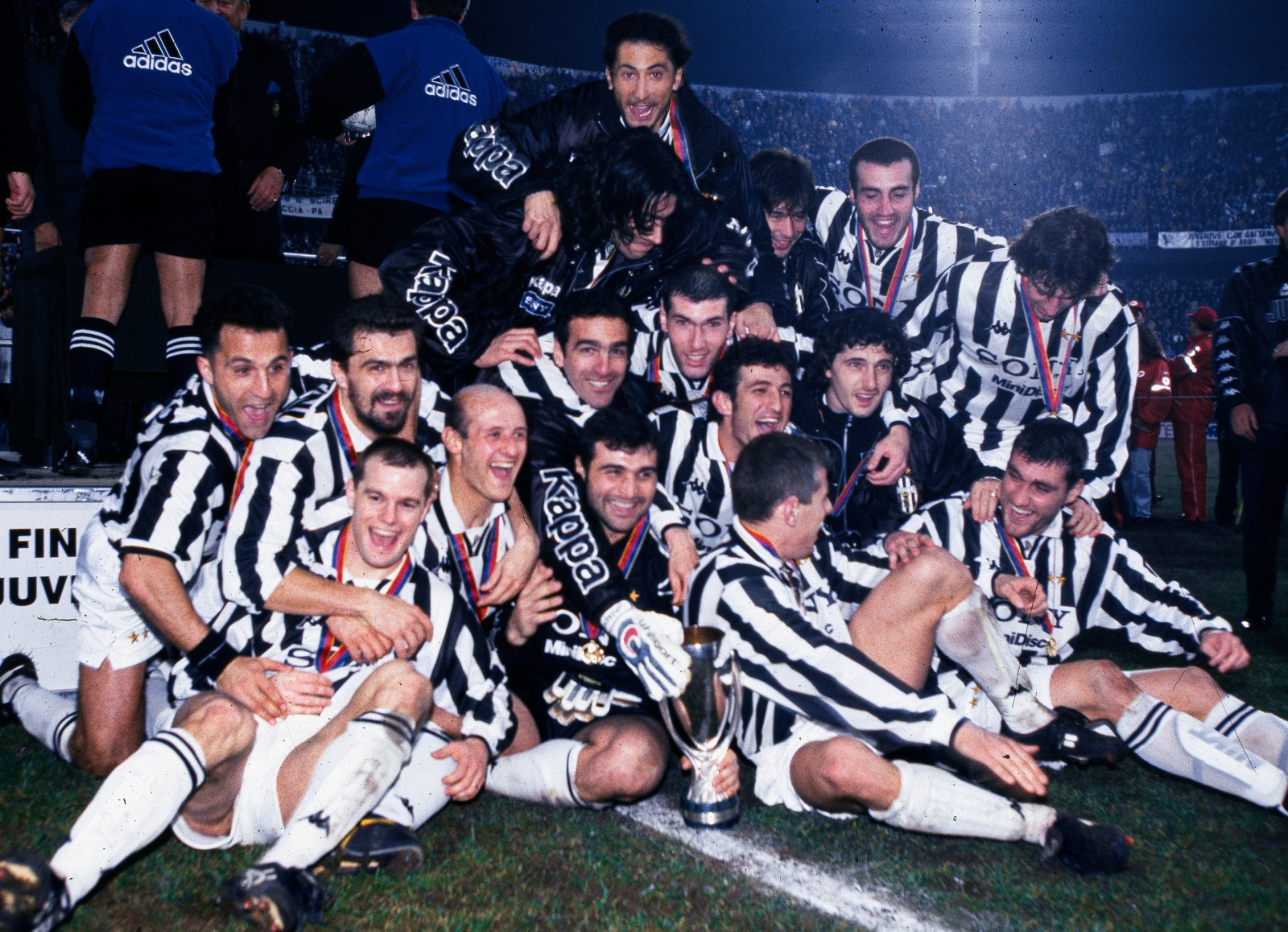 How Marcello Lippi Masterminded The Resurgence Of Juventus In The 1990s