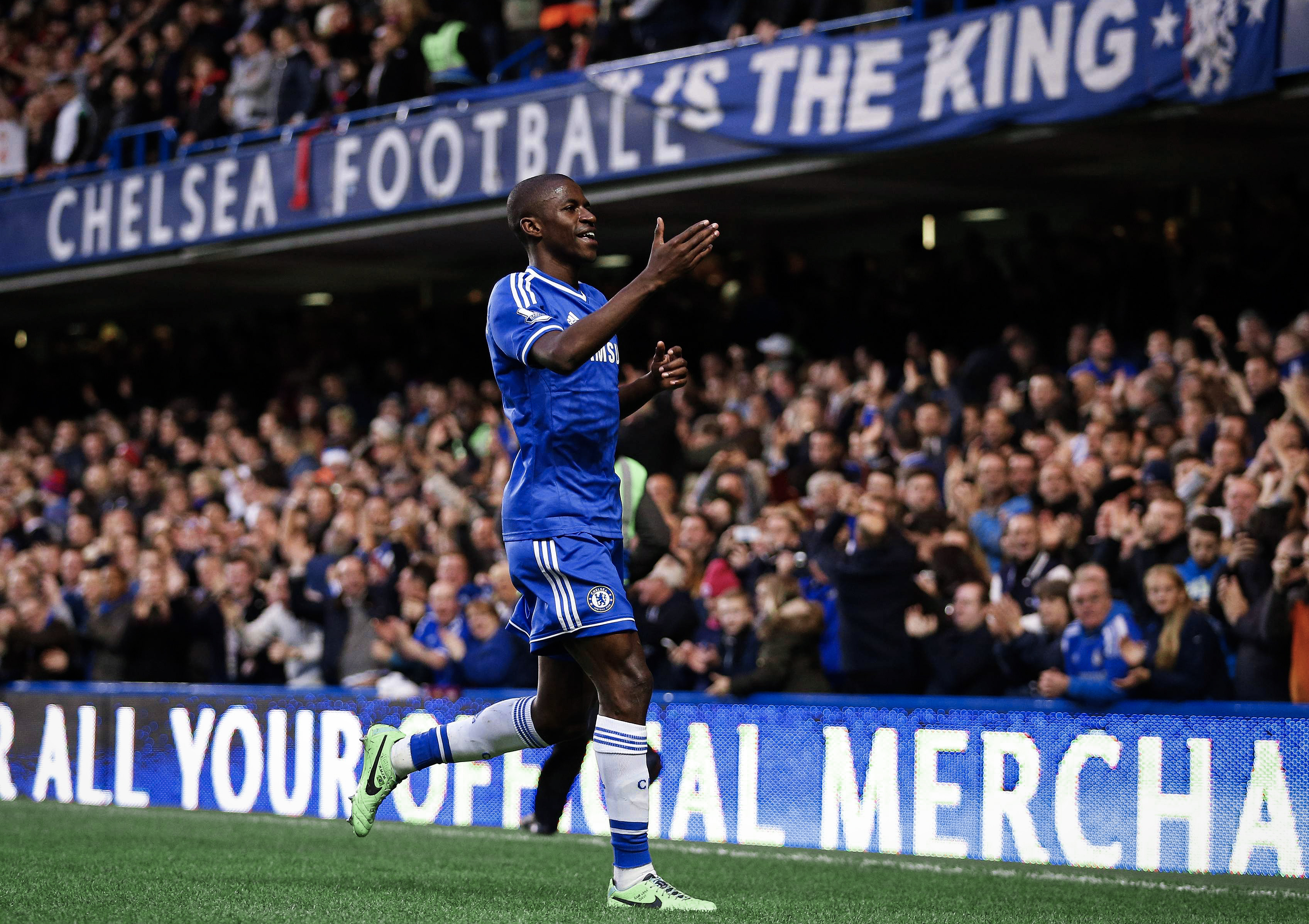 The rise of Ramires and his descent from prominence