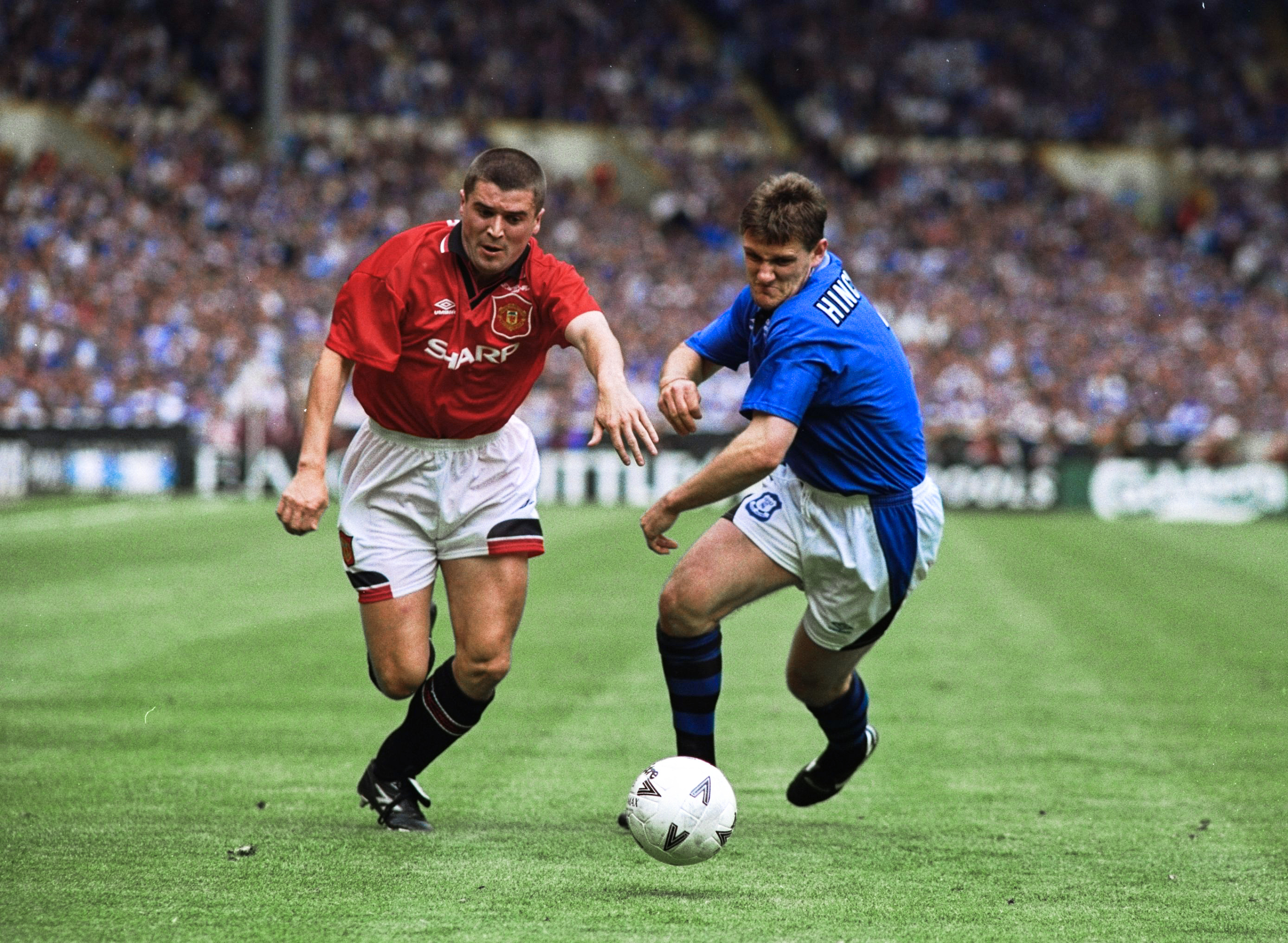 How Everton S Glorious 1995 Fa Cup Win Over Manchester United Changed The Course For Both Clubs
