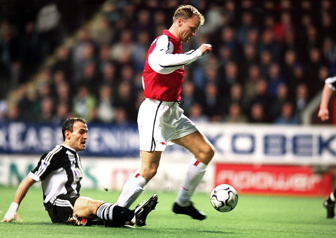 The defenders who became accessories and admirers to Cruyff and Bergkamp's  greatest individual skills
