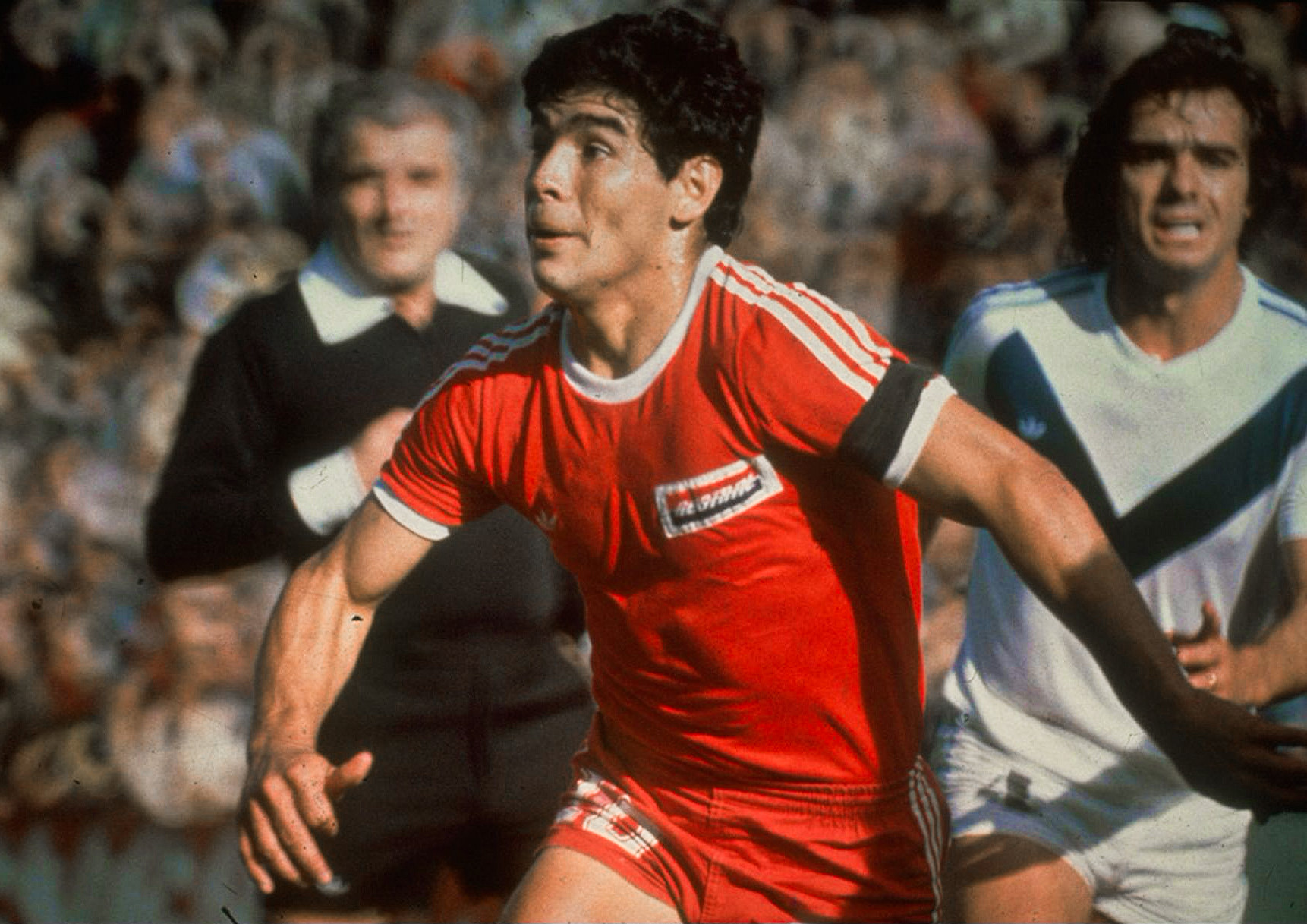 The Five Years At Argentinos Juniors That Propelled Diego Maradona To Greatness