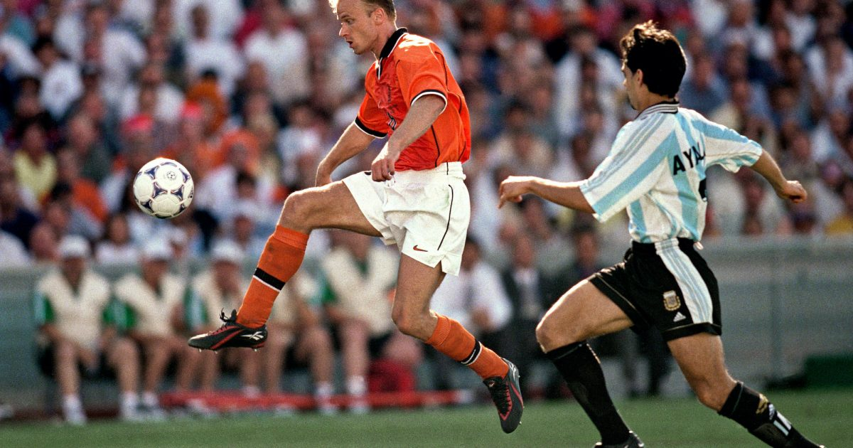 Wonder goals and missed chances: the Netherlands at France 98 ...