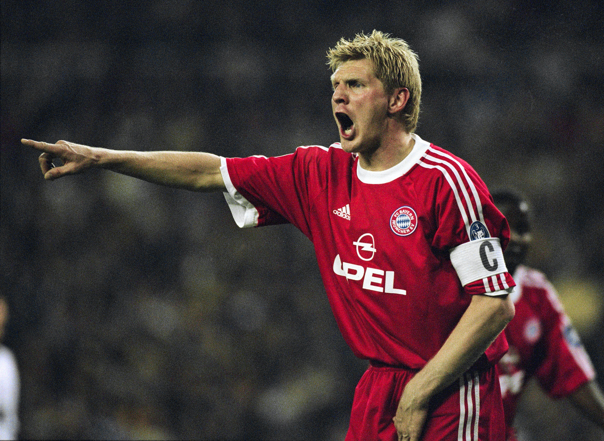 The wagging finger, affairs and rare class of Stefan Effenberg