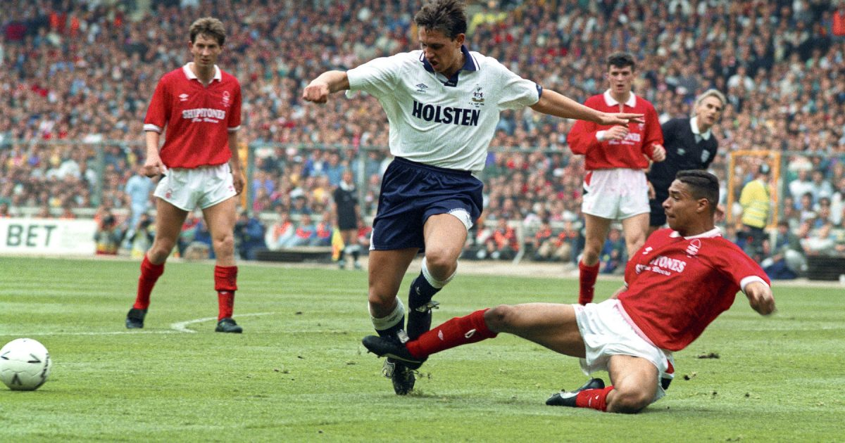 The 1991 Fa Cup Final The Day Two Decades Collided And English Football Changed Its Outlook