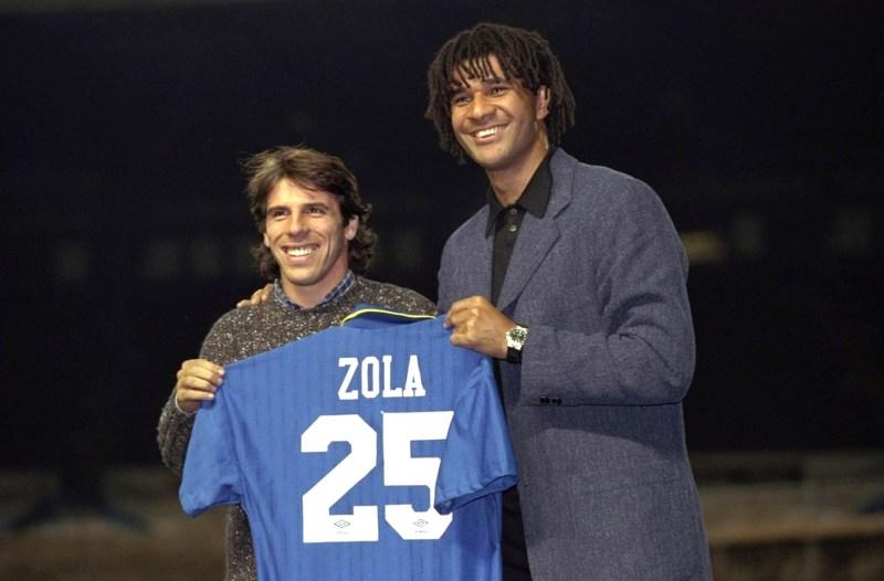 Gianfranco Zola- Best Chelsea moments