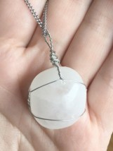 Selenite - Energy, Calms Hyperactivity, Balances Confusion, Decisions