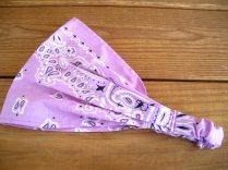 Etsy Lilac Bandana £4.96 / 6,83 €