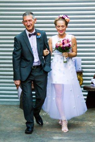 Sophia Webster wedding