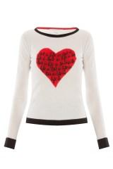 Sweater: Diane von Fürstenberg